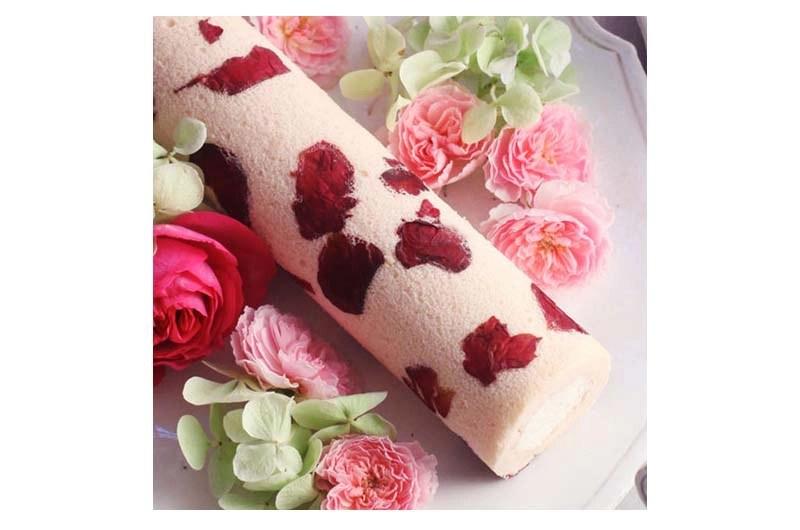 日比谷花壇のフラワースイーツが大人気!薔薇の香りと味を楽しむ新スイーツが見た目も美味