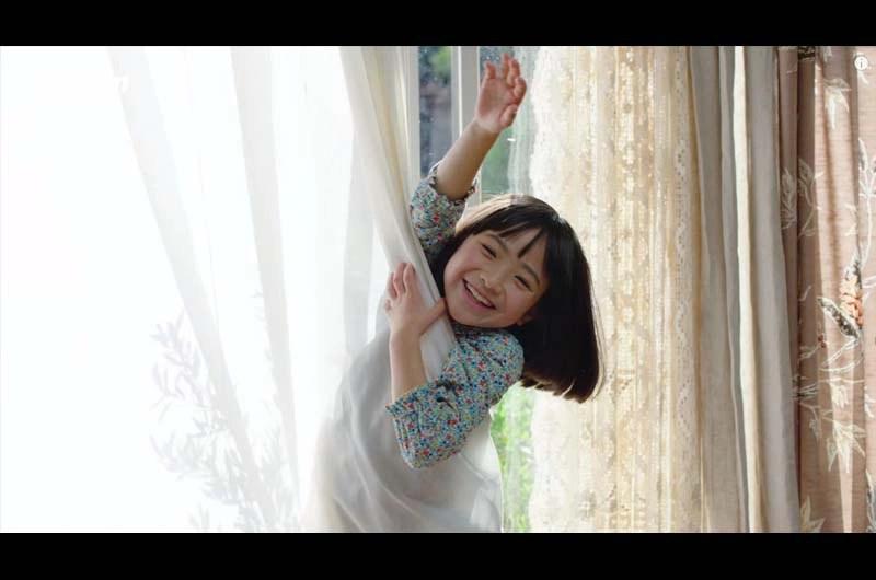 子役の田牧そらが人気急上昇中!愛らしい容姿と演技力も定評!ニコンCM小栗旬と共演
