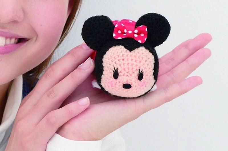 ハンドメイド「ディズニーツムツム編みぐるみコレクション」ミッキーの編みぐるみも簡単に!