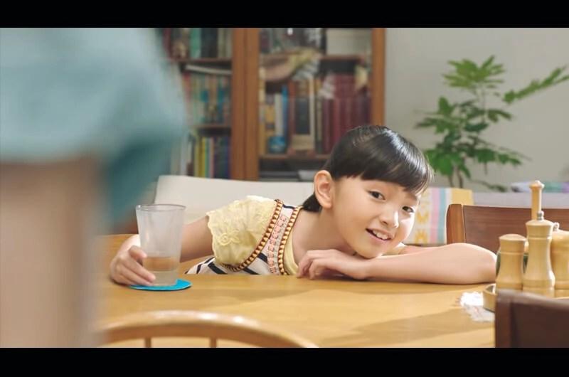 お馴染みの子役味の素KKコンソメ夏がいっぱいスープ野菜CM 〜鈴木梨央と原田佳奈が共演