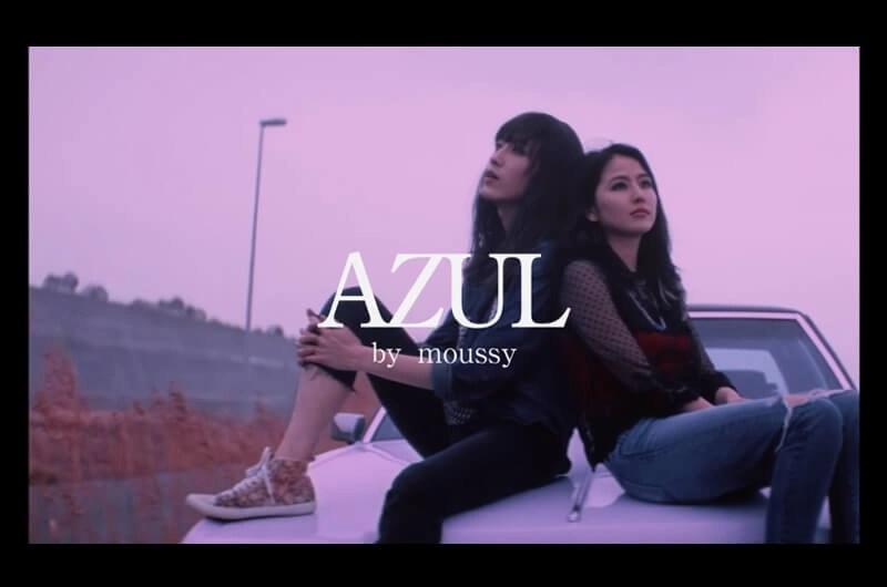 AZUL(アズール)新CM謎の美女は誰?人気俳優が女装に!AZUL by moussy長澤まさみ