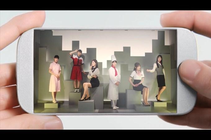 バイトル新CM乃木坂46ダンスとキス!制服姿で魅せる第1弾!NG続出もインタビューで語る