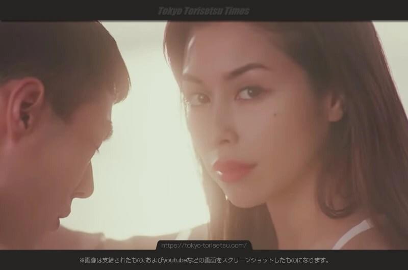 ファミマCMリッチフラッペストロベリー唇が色っぽいこの女性は?BENIファミリーマートCM出演