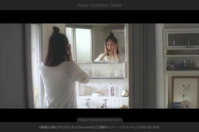 資生堂エリクシールルフレ新CMもこもこ増える泡洗顔の女性は?吉岡里帆のすっぴんCM