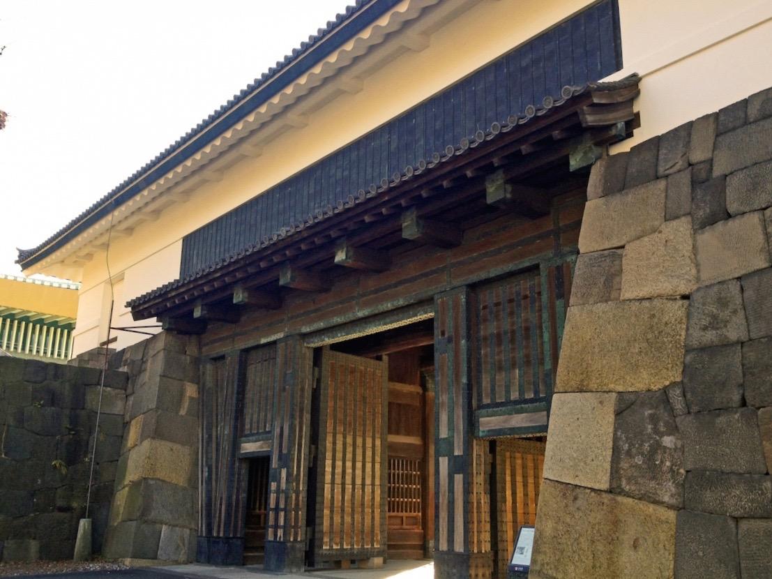 江戸城を楽しむ 3×3
