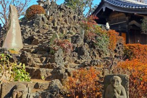 下練馬の富士塚