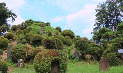 中里の富士塚