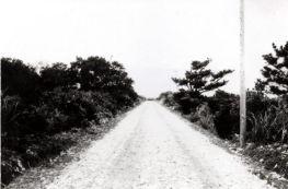 ウローの県道