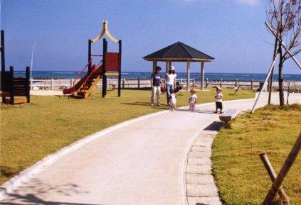 赤崎漁港公園
