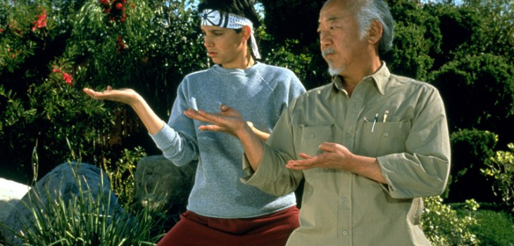 Karate en andere sporten in Japan