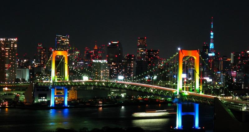 Tokyo stedentrip