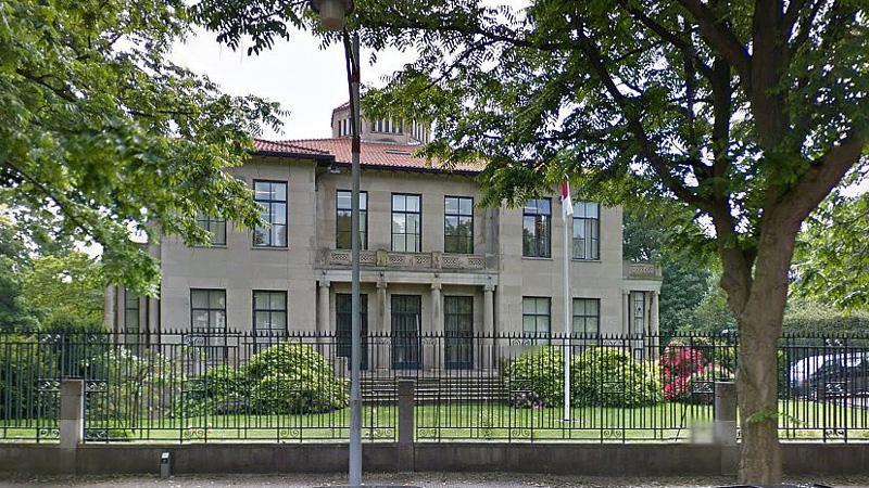 Japanse Ambassade in Nederland