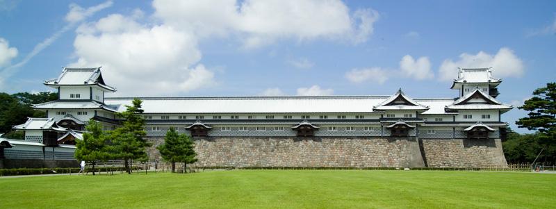 Kasteel van Kanazawa
