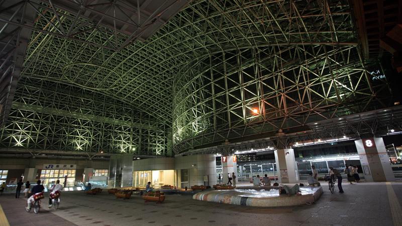 Stadion van Kanazawa