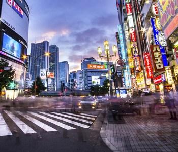 Winkelen in Tokyo