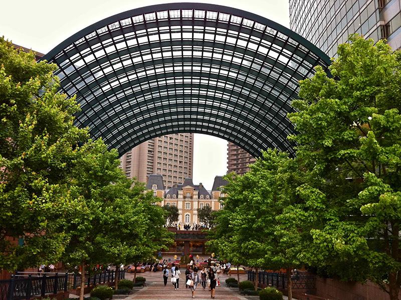 Wijk Ebisu Tokyo