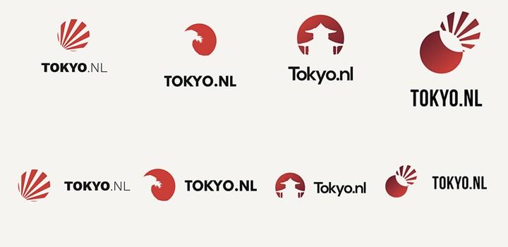 Nieuwe logo's Tokyo.nl