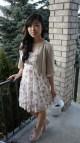 Cute Floral Dress Tokyo Paris Inspired
