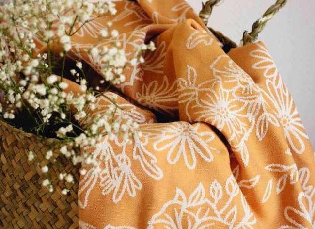 LIMAS Blossom Woven Wrap