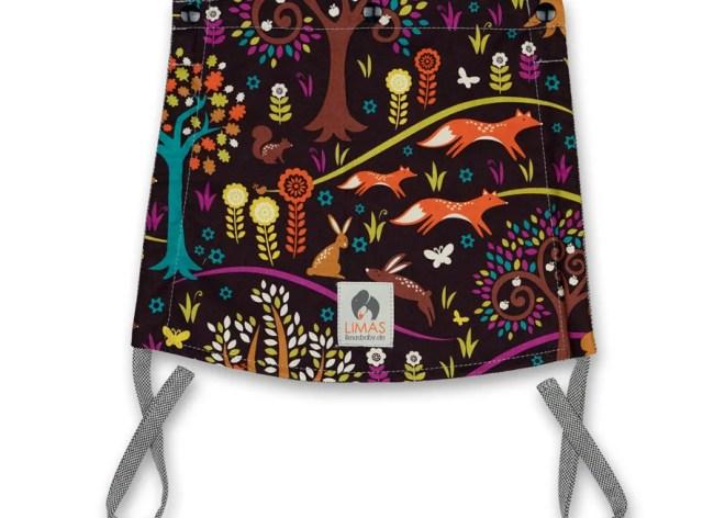 LIMAS Headrest Enchanted Forest