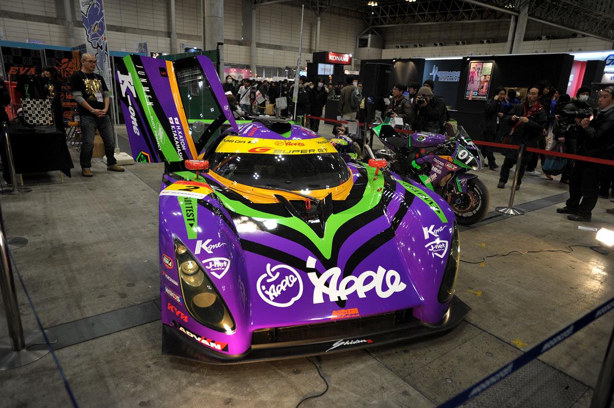 More Itasha  Anime Cars  Tokyoblings Blog