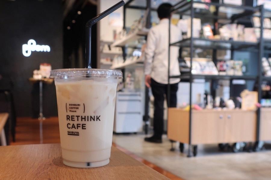 リシンクカフェ渋谷