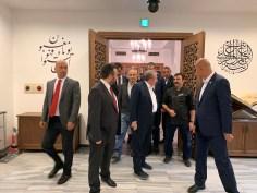 2019.11.05 Visitation of Prof. Dr. Mustafa Şentop, Speaker of the Grand National Assembly of Turkey 02
