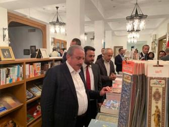 2019.11.05 Visitation of Prof. Dr. Mustafa Şentop, Speaker of the Grand National Assembly of Turkey 14