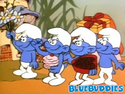 Smurfs_TV_Show_Wooing_Smurfs
