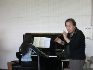 小金井・指揮者