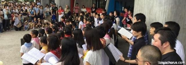 野外合唱コンサート(上野)