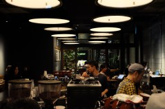 Night Baristas at The Roastery by Nozy Coffee in Shibuya Tokyo Japan