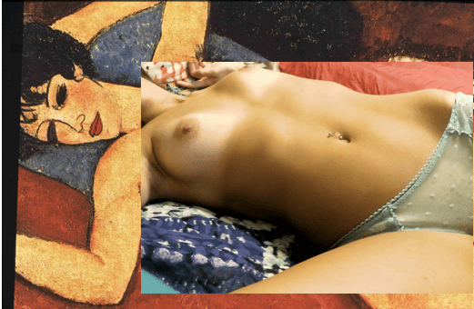 camgirls-project-in-progress-2013-Amedeo-Modigliani-Nudo-Sdraiato-1917-X-femme-perdue