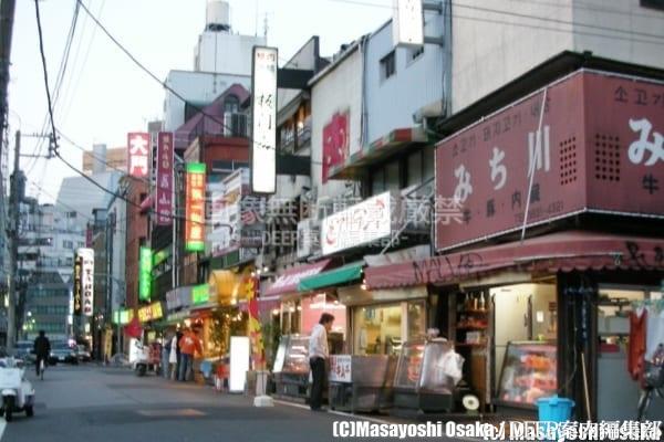 東 上野 コリアン タウン