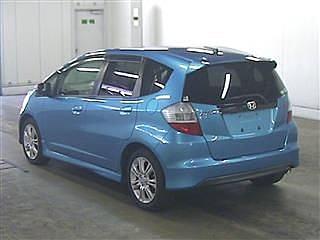 2010 Honda Fit 1.5 RS