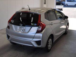 2015 Honda Fit 1.3 G F-Package
