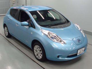 2015 Nissan Leaf 30X