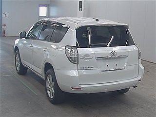 2009 Toyota Vanguard 240S