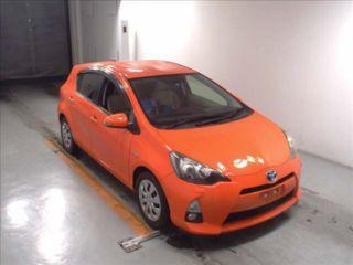 2012 Toyota Aqua S Hybrid