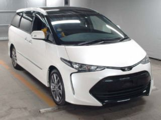2017 Toyota Estima Premium