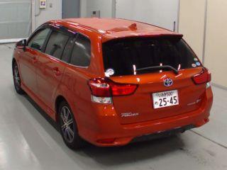 2016 Toyota Fielder Hybrid Aero Tourer