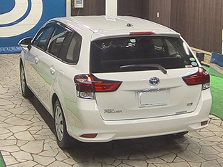 2017 Toyota Fielder Hybrid