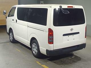 2015 Toyota Hiace 4WD Van