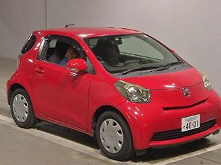 2009 Toyota IQ 100G