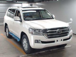 2017 Toyota Landcruiser AX 4WD
