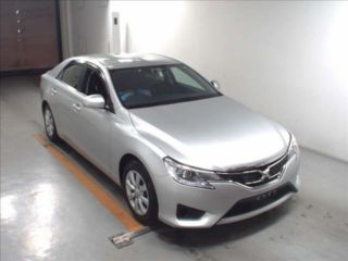 2016 Toyota Mark X 250G F-Package