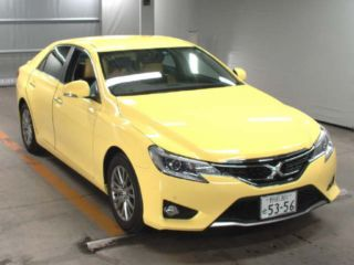2016 Toyota Mark X 250G S-Package