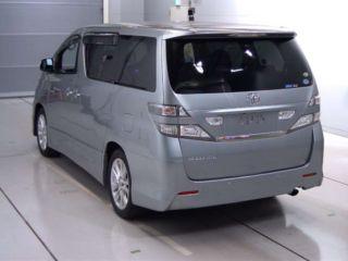 2010 Toyota Vellfire 2.4Z