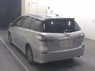 2012 Toyota Wish 1.8G