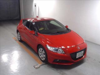 2013 Honda CR-Z Beta Hybrid